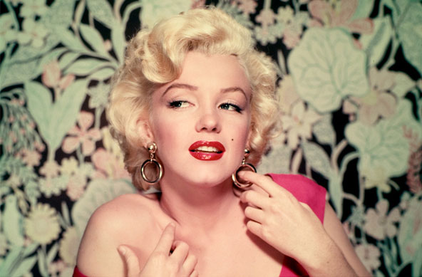 Opinion marilyn monroe red lips remarkable, this